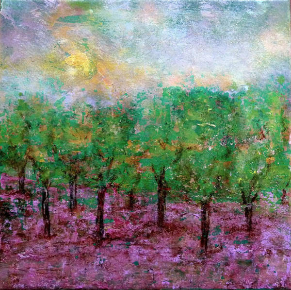 Painting - Spring Rain by Jim Whalen