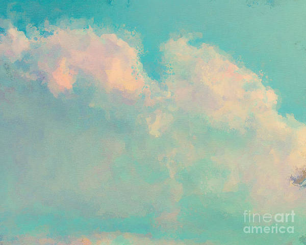 Cloud Painting - Spring Sky by Lonnie Christopher