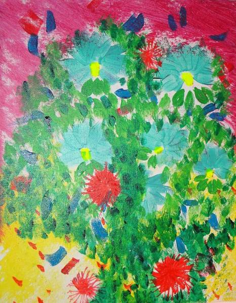 Wall Art - Painting - Spring by Valerie Howell