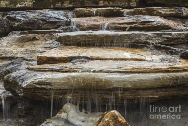Spring Waterfall 2 Art Print