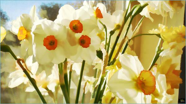 Painting - Spring Windowsill by Douglas MooreZart