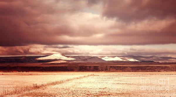 Photograph - Springerville Arizona View by Donna Greene
