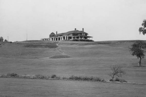 Unknown Photograph - Springfield Massachusetts Country Club by Artist Unknown