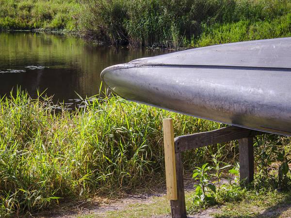 Photograph - Springtime Canoe by Carolyn Marshall