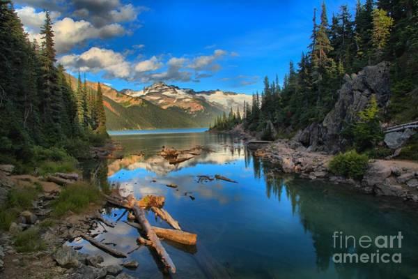 Photograph - Squamish Garibaldi Lake by Adam Jewell