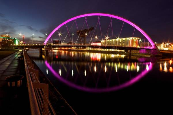 Photograph - Squinty Bridge by Stephen Taylor