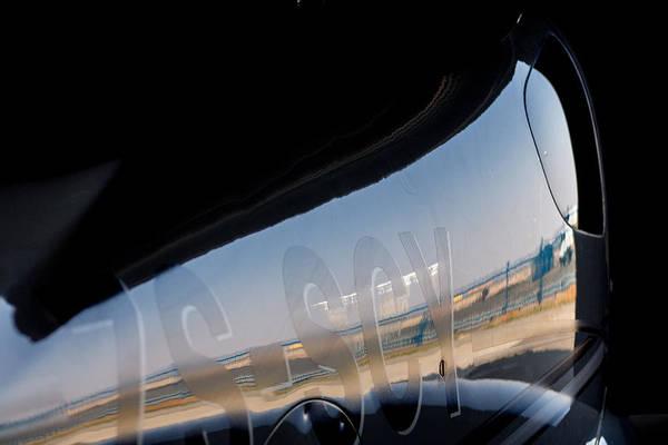 Kimberley Airport Photograph - Sr22 Reflection II by Paul Job