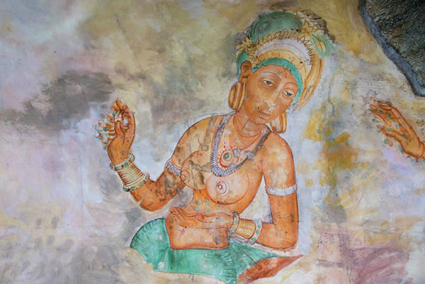 Wall Art - Photograph - Sri Lanka, Sigiriya by Cindy Miller Hopkins