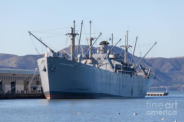 Photograph - Ss O Brien At Fishermans Wharf San Francisco California 5dimg2524 by Wingsdomain Art and Photography