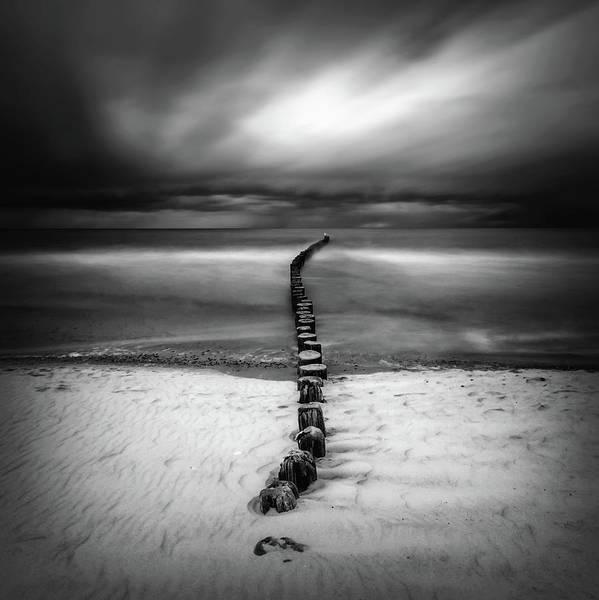 Seaside Photograph - Ssss by Piotr Krol (bax)
