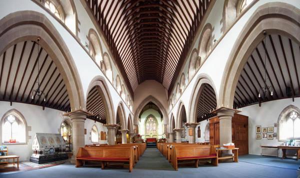 Church Of Scotland Wall Art - Photograph - St. Andrews Church by John Short / Design Pics
