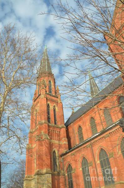 Photograph - St Annes Detroit Michigan Usa by Randy J Heath