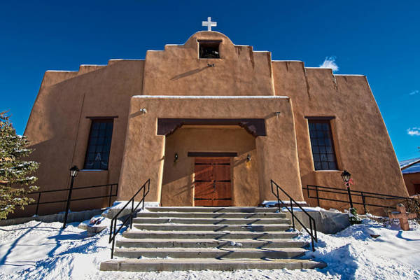 Photograph - St Anthony De Padua Parish by Britt Runyon