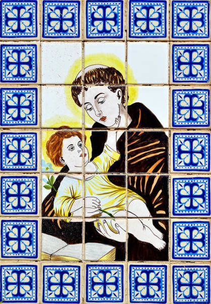 Wall Art - Photograph - St Anthony Of Padua by Christine Till