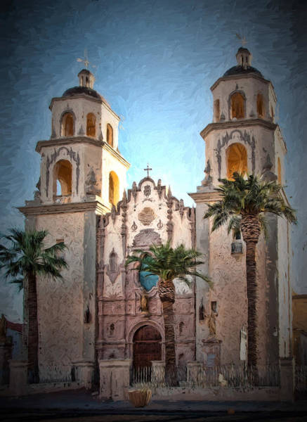 Photograph - St. Augustine Cathedral Chiaroscuro by Dan McManus