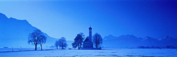 Envelop Wall Art - Photograph - St. Coloman Church Schwangau Germany by Panoramic Images