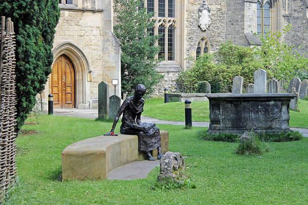 Photograph - St Edmund Of Abingdon by Tony Murtagh