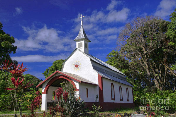 Photograph - St Gabriel's Catholic Church by Richard Lynch