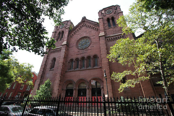 Photograph - St George's Episcopal Church by Steven Spak