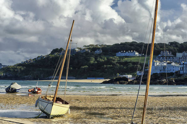 Ives Photograph - St. Ives Harbor by Joseph S Giacalone