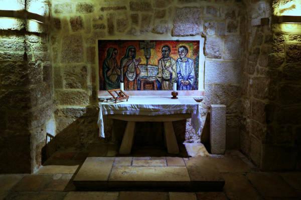 Paula Wall Art - Photograph - St. Jerome Chapel by Stephen Stookey