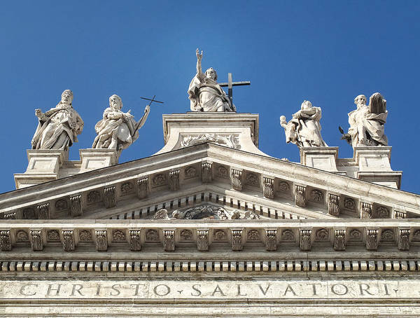 Photograph - St. John Lateran by Joe Winkler