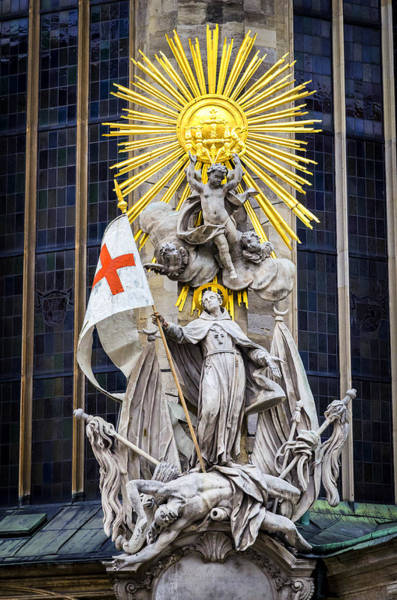St. John Of Capistrano In Vienna Art Print