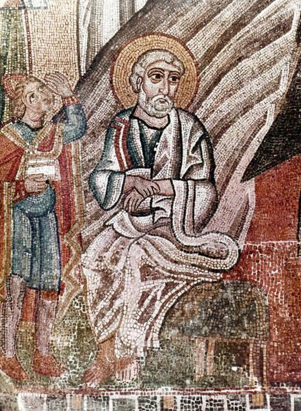 Painting - St Joseph by Granger