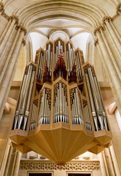 St Lambertus Organ Art Print