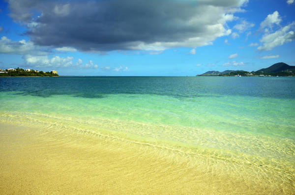 Best Selling Photograph - St. Maarten Tropical Paradise by Luke Moore