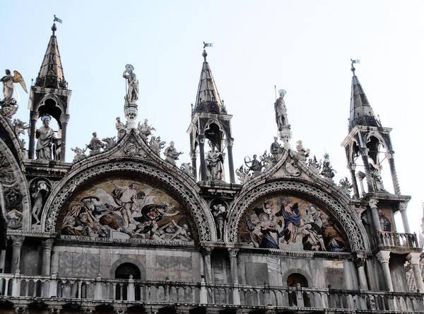 Photograph - St Mark's Square Venice by Bill Cannon