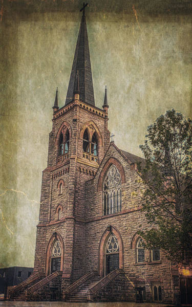 Photograph - St Mary Church by Garvin Hunter