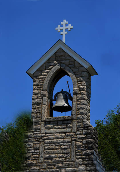 Photograph - St Mary Magdalene Church Fayetteville Tennessee by Lesa Fine
