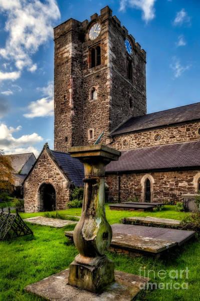Wall Art - Photograph - St Marys Church by Adrian Evans