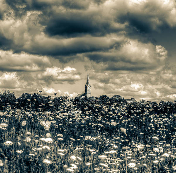 Wall Art - Photograph - St. Mary's Hill by Anna-Lee Cappaert