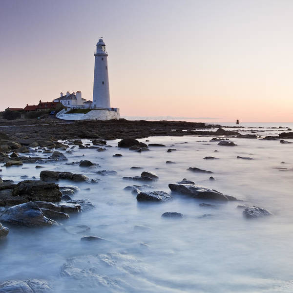 Northumbria Photograph - St. Mary's Island by David Taylor