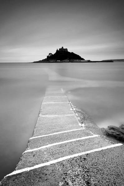 Wall Art - Photograph - St Michael's Mount by Chris Frost
