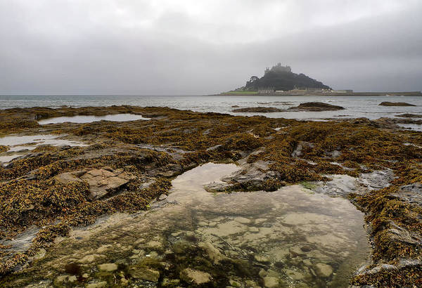 Shirleys Bay Photograph - St Michael's Mount by Shirley Mitchell