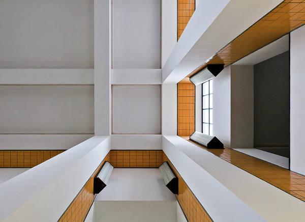 Ceiling Wall Art - Photograph - St. Museum by Henk Van Maastricht