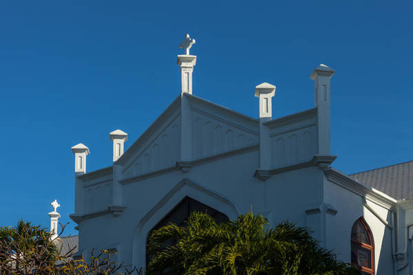 Photograph - St Paul's In Key West by Ed Gleichman