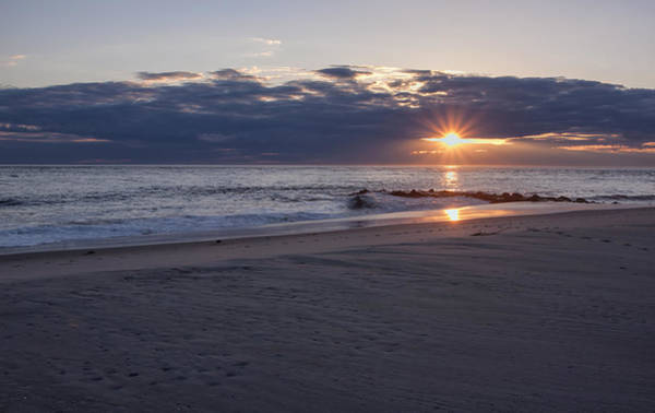 Photograph - St. Peters Beach Sunset by Tom Singleton