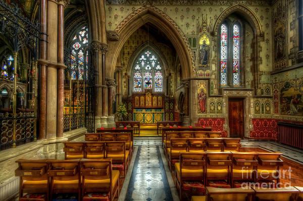 Photograph - St Peter's Church 2.0 - Bournemouth by Yhun Suarez