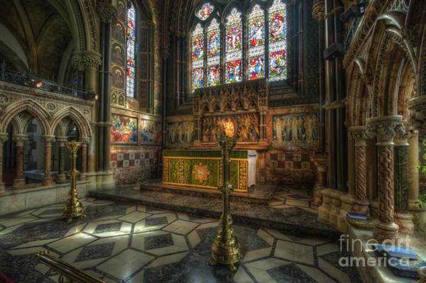 Photograph - St Peter's Church - Bournemouth by Yhun Suarez