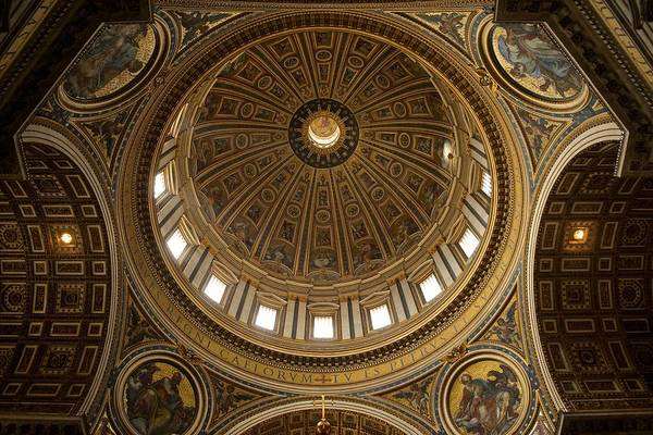 Photograph - St Peter's Dome by Stephen Taylor