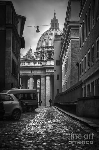 St Peters Vatican City Art Print