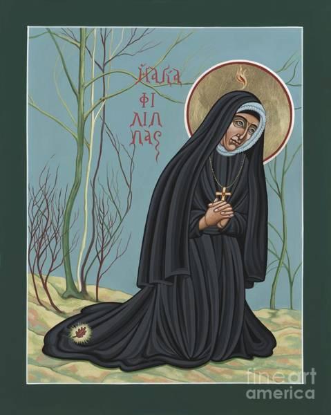 Painting - St. Philippine Duchesne 259 by William Hart McNichols
