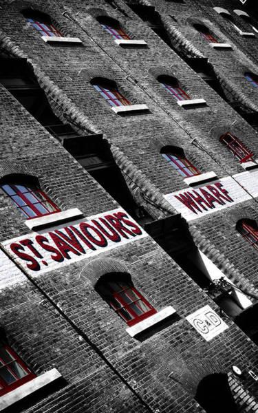 Wall Art - Photograph - St Saviours Wharf by Mark Rogan