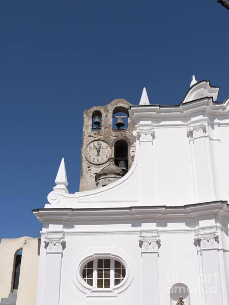 Photograph - St Sofia Church In Anacapri by Brenda Kean
