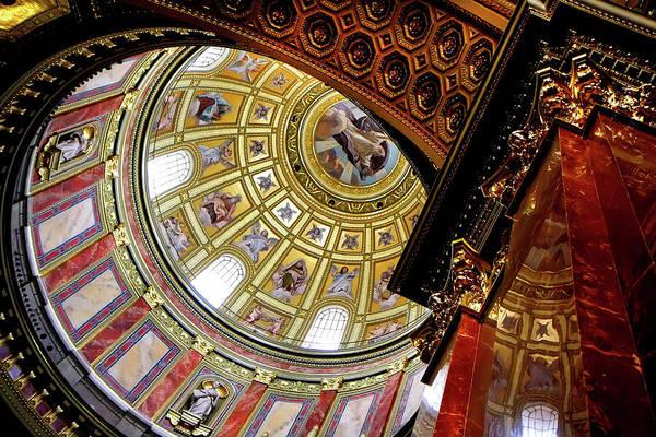 Photograph - St. Stephen's Budapest by KG Thienemann
