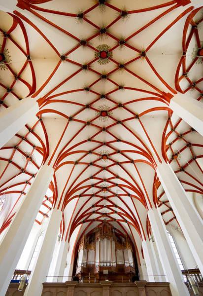 Photograph - St Thomas Leipzig by Jenny Setchell